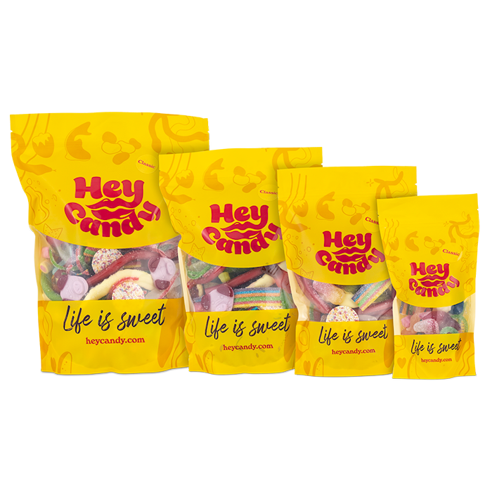 The Candy Family Bundle