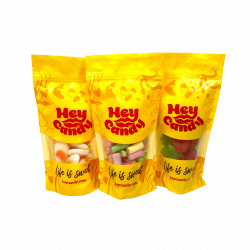 Candy Snack Pouch Bundle